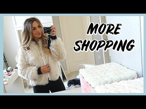 I WENT SHOPPING AGAIN.. NEW FALL FAVORITES | ALEX AND MICHAEL