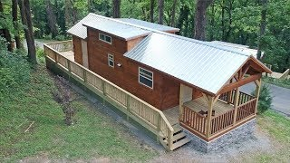 Chattanooga Cabin Co. {tiny Cabins}