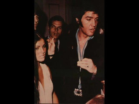 Elvis talks about Priscilla and Lisa