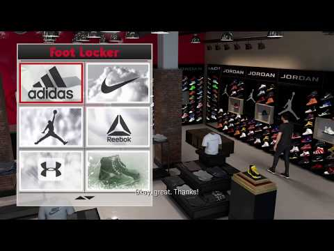 (XboxOne)  (NBA 2K18) Free Shoes And Clothes Glitch (My Career)