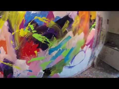 The Art Of Painting To Music