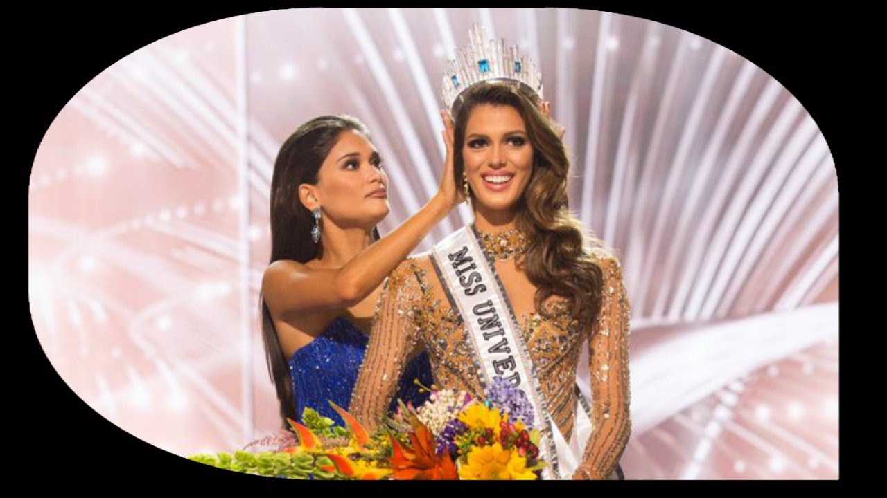 miss universe iris mittenaere miss france 2016 est. Black Bedroom Furniture Sets. Home Design Ideas