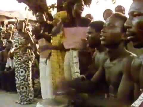 The real history of Jamestown British Accra Ghana dance call (kpanlogo)