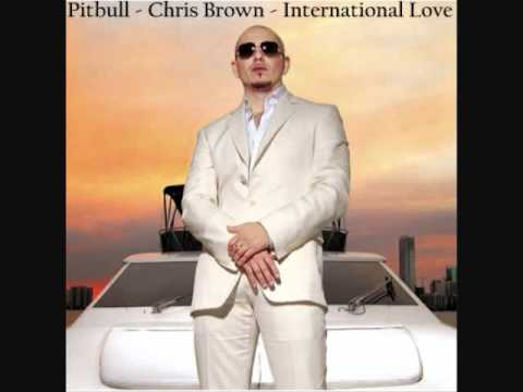 Pitbull Feat. Chris Brown - International Love (Good Quality Sound).