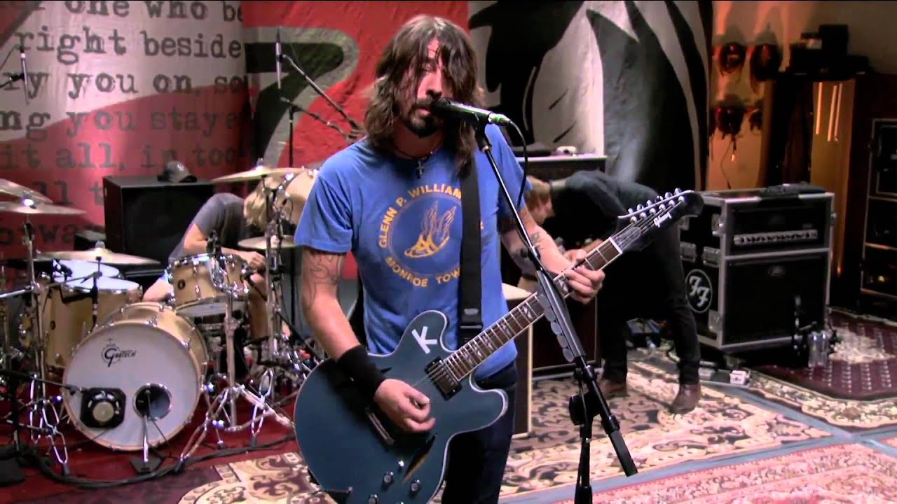Foo Fighters Live From 606 Full Concert