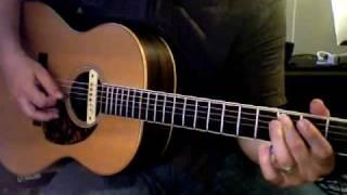 how to play sweet home alabama intro
