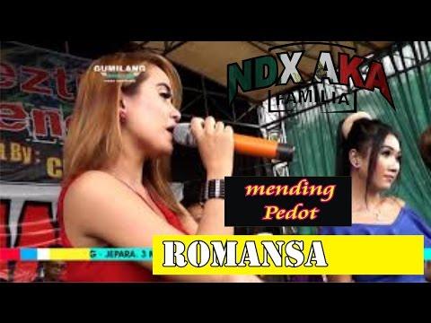NDX A K A MENDING PEDOT cover EDOT and ALL ARTIS ROMANSA terbaru 2017 cewek cantik