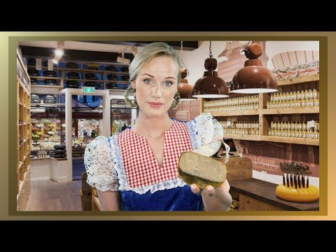 ASMR Amsterdam Cheese Shop Role Play (personal attention)