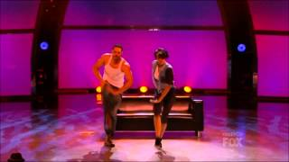SYTYCD Season 10 - Top 18 Perform - Jasmine Harper and Aaron
