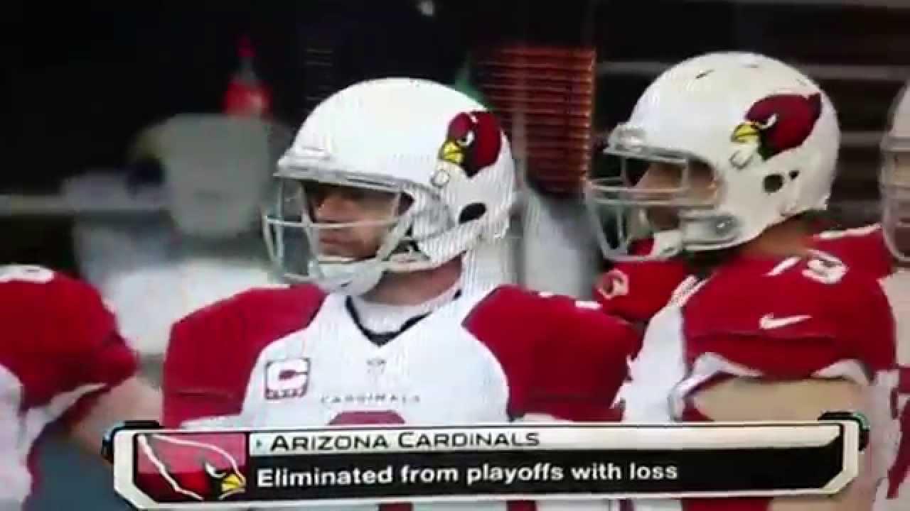 Arizona Cardinals vs Seahawks 2013