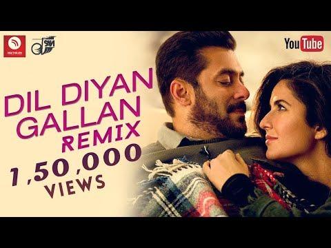 Dil Diyan Gallan DJ SaN remix