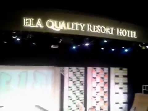 Ela Quality Resort Hotel  2015