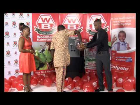 The Woermann Group 2016 N$ 1 MILLION Cash Giveaway