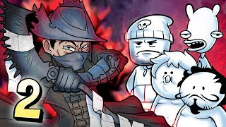 Oney Plays Bloodborne WITH FRIENDS - EP 2 - Mini Pearl Harbor