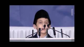 Le Calife de l'islam s'adresse aux jeunes de Londres - Ijtema 2017