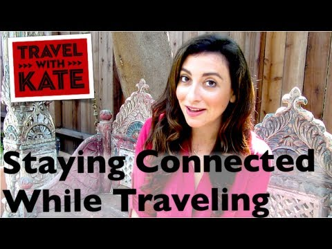 How to Get Phone and Internet Service While Traveling