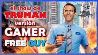 """""""FREE GUY"""" es El Truman Show de un NPC   Crítica"""