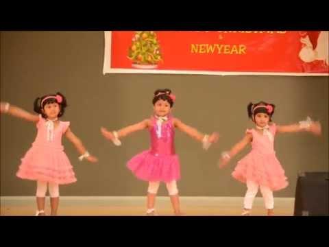 Kukkuru Kukku Kurukkan : Dance : Angelia Isabel Esha : Casey Malayali Forum