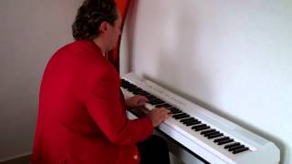 Time After Time (Cyndi Lauper) - Original Piano Arrangement by MAUCOLI