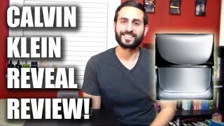 Reveal by Calvin Klein Fragrance / Cologne Review