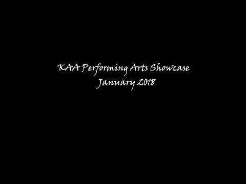 KAA Performing Arts Showcase