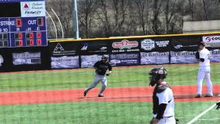 Uw-whitewater Baseball: April 11-12, 2015