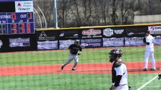 Uw-whitewater Baseball: April 11-12, 2015