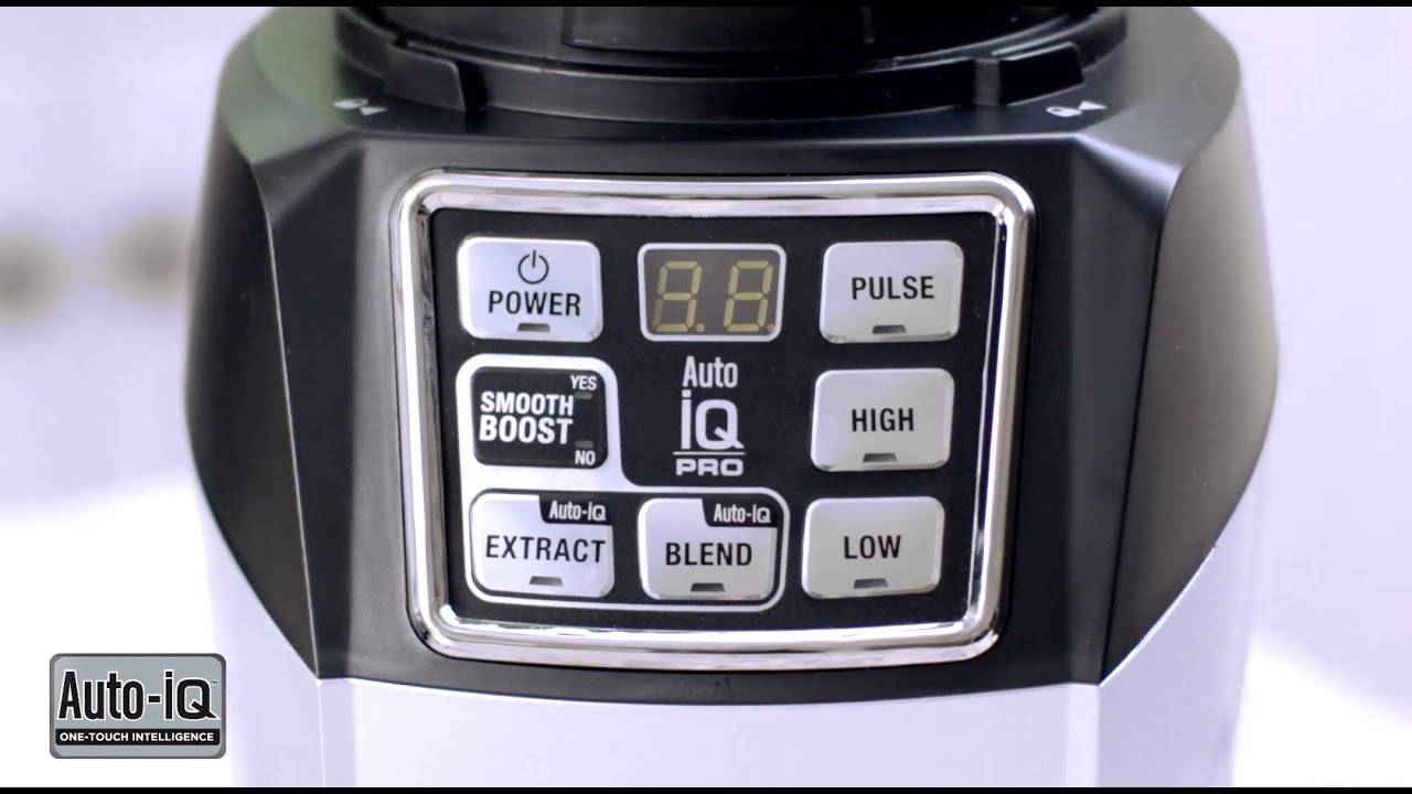 Nutri ninja blender system with auto iq technology - Troubleshooting Why The Nutri Ninja Auto Iq Won T Start