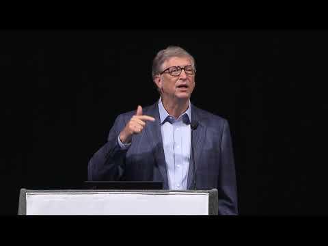 GBD 20th Anniversary Keynote: Bill Gates, Bill & Melinda Gates Foundation
