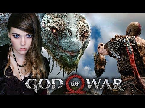 GOD OF WAR - ЗМЕИ, ЭЛЬФЫ, ВЕДЬМЫ и БОГ ВОЙНЫ