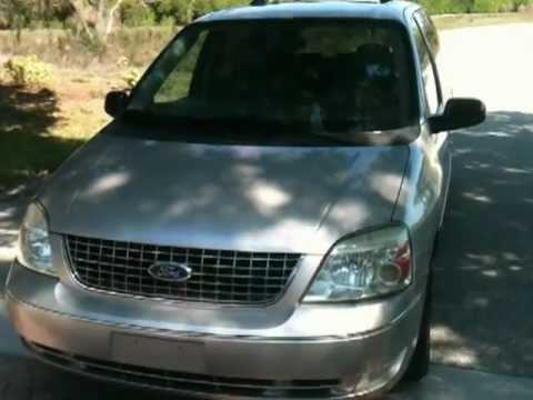 2006 Ford Freestar Vans