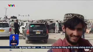 Taliban kiểm soát thủ đô Kabul, Afghanistan   VTV24