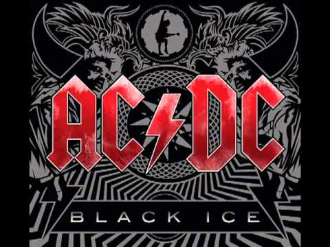 AC/DC Rock N Roll Train HQ Studio Version