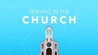 Serving in the Church | Josh Allen