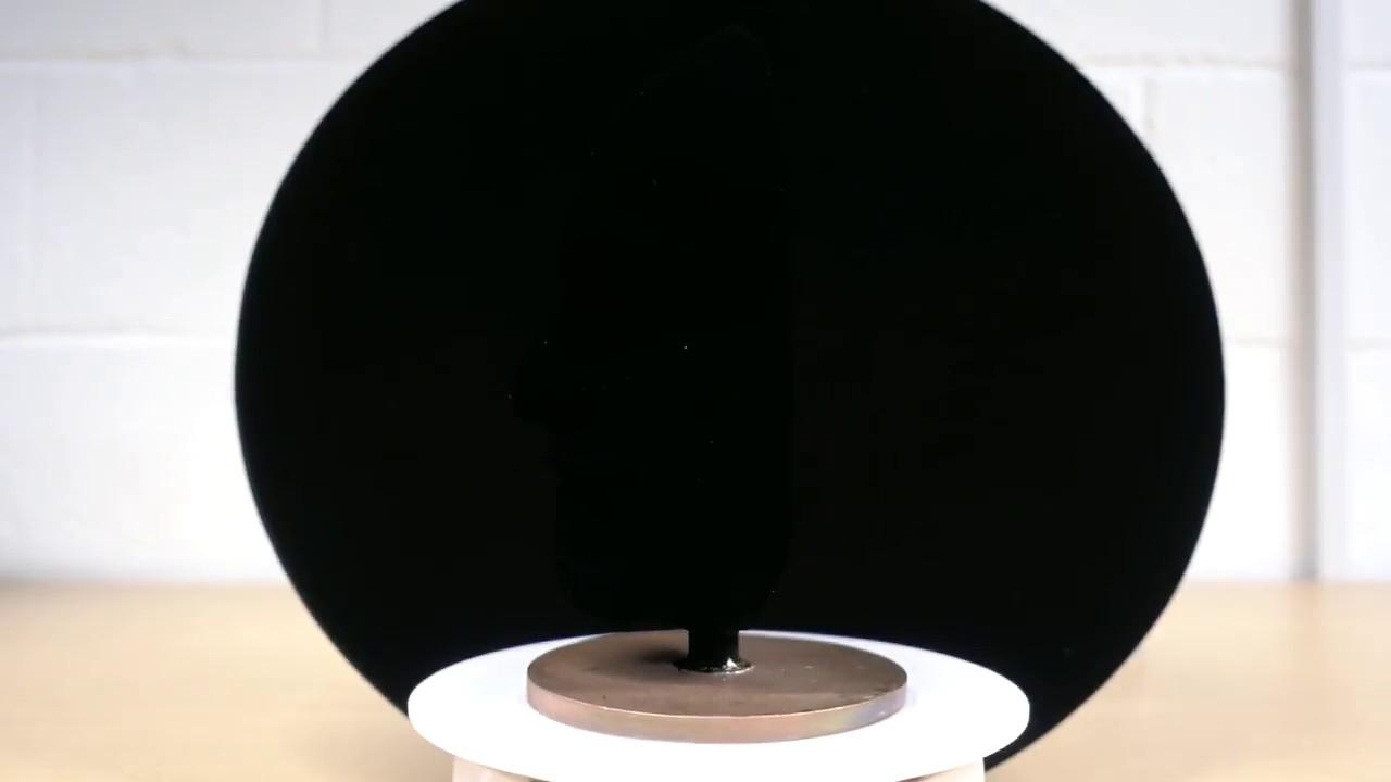 bronze vantablack s vis mask on a vbx1 background youtube
