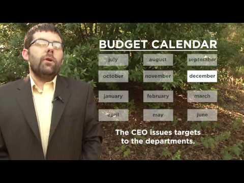 Santa Barbara County Budget Process