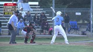 Greeley Central at Greeley West Baseball FINAL GFX