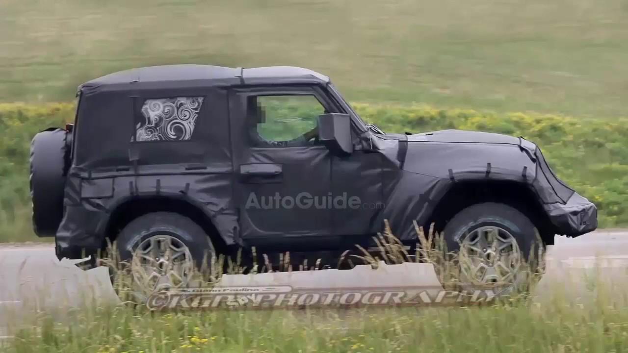 2018 Jeep Wrangler Vs 2018 Ford Bronco Test Drive Youtube