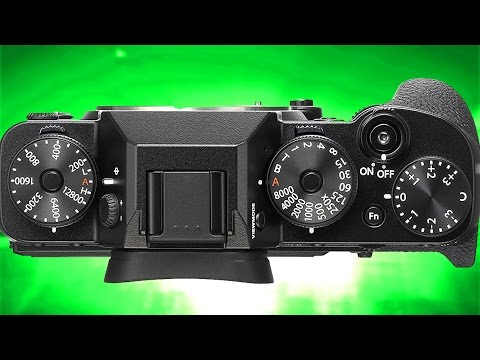 Are YOU a Fuji Shooter Rooted in Manual Exposure?