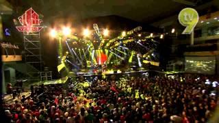 Versus TV9 konsert FINAL, Manifesto feat Joe Flizzow, Lagu Baru, Manifesto