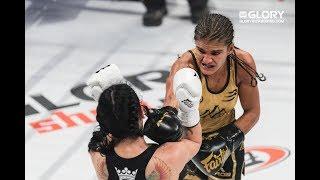 GLORY 61: Jady Menezes vs. Anissa Meksen (Bantamweight Title Bout) - Full Fight