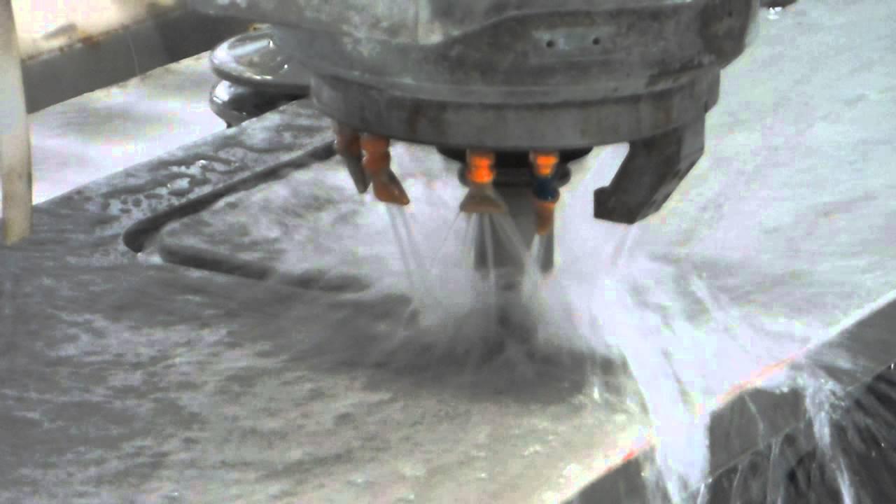 Proceso hueco de fregadero youtube - Fregadero de granito ...