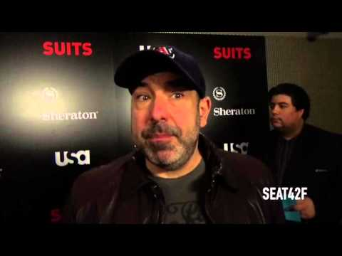 Rick Hoffman Suits