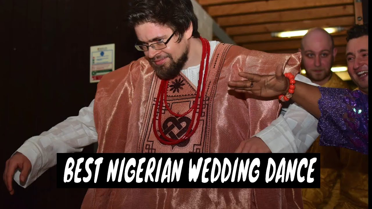 This Groom Should Be Given a Nigerian Passport 😅 - Nigerian Wedding DJ