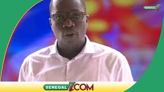 Revue de presse Rfm Wolof du 8 mai par Mamadou Mouhamed Ndiaye