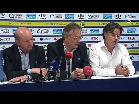 le SM Caen présente son plan sur 5 ans