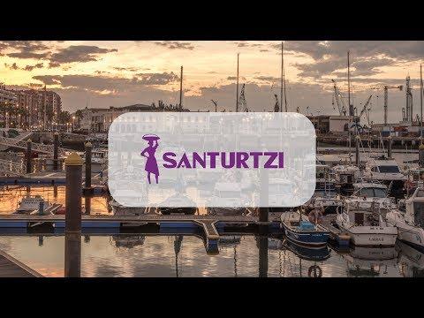 Turismo Santurtzi 2018 - Itzuli Portura - Vuelve al Puerto