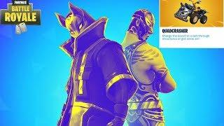 Fortnite New Quadcrasher + In Game Tournaments Update Gameplay! (Fortnite New Update)