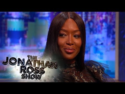 Is Naomi Campbell Retiring From The Catwalk? - The Jonathan Ross Show