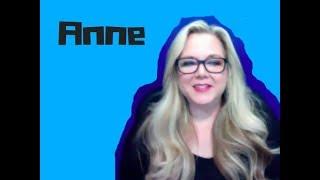 Virtina Presents: Anne Ganguzza | Voice Over Entrepreneur